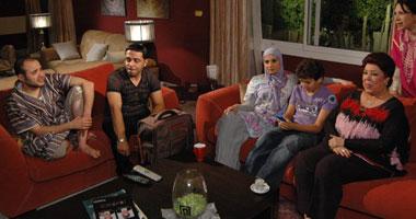 لقطات من المسلسل