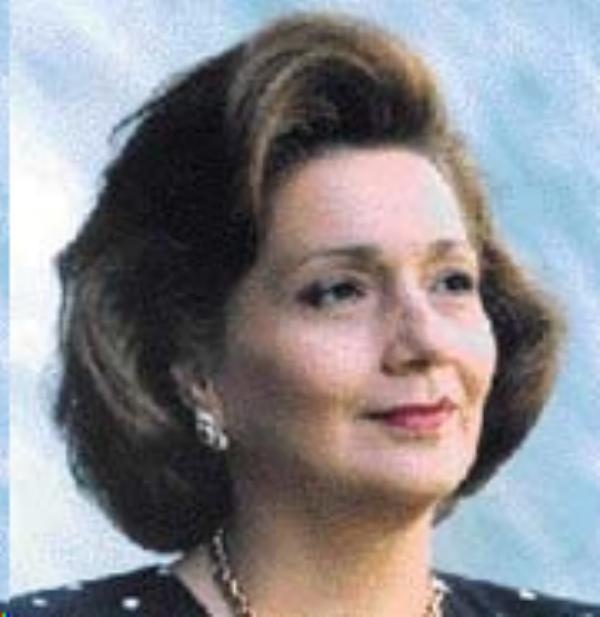 السيدة سوزان مبارك
